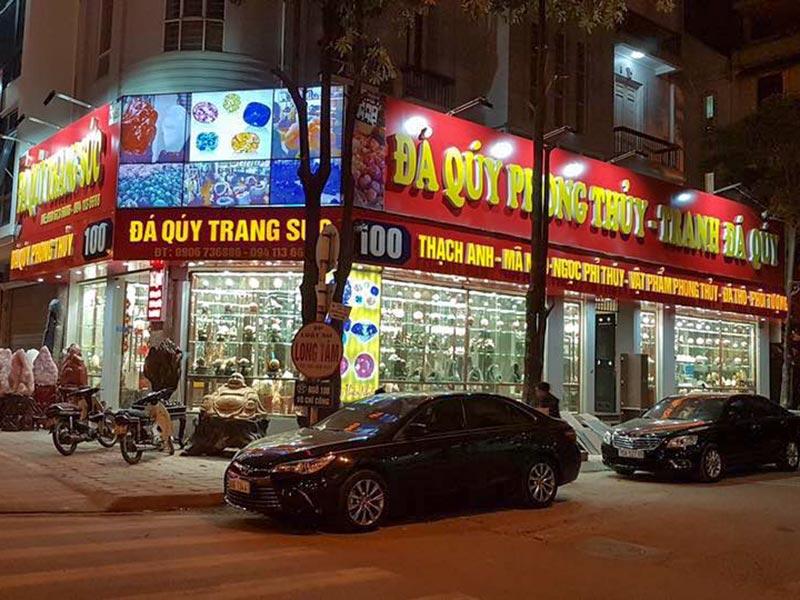 Showroom Da Phong Thuy Dep Re Nhat Tai Ha Noi
